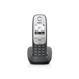 Gigaset A415 – Schnurlostelefon mit Freisprechfunktion, schwarz