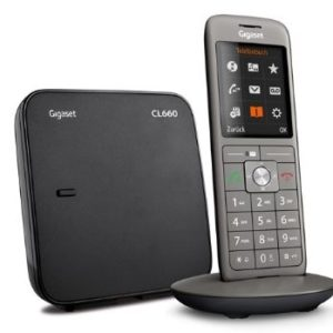 Gigaset CL660 Schnurlostelefon mit TFT-Farbdisplay