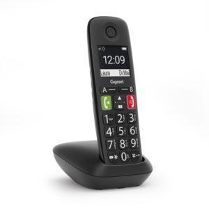 Gigaset E290 – Schnurlostelefon mit großen Tasten und großem Display