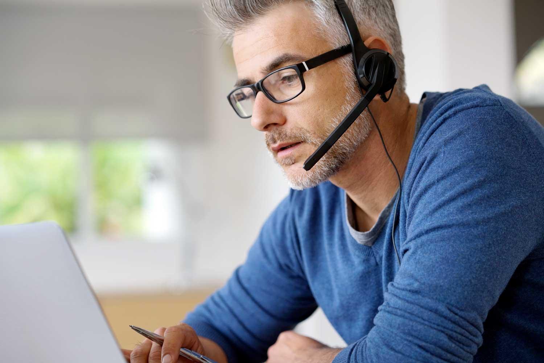 Homeoffice in Zeiten von Covid-19: </br>Wie Sie und Ihre Mitarbeiter zuhause telefonieren wie im Büro
